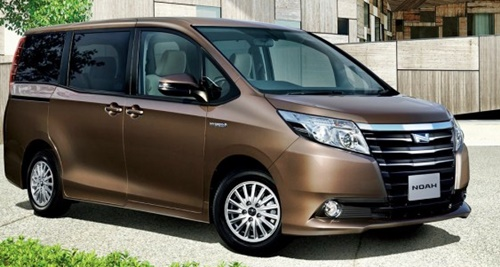 2018 toyota noah. toyota noah 2015 with brown interior designs 2018