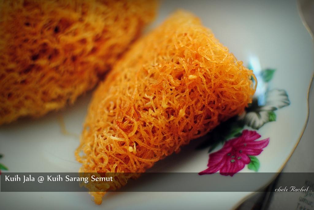 ok kali ini saya post gambar mengenai makanan tradisional kaum iban di