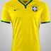 Nike divulga a camisa titular do Brasil para a Copa de 2014