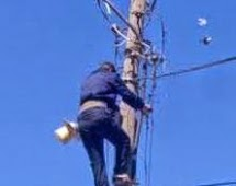 50-year-old electrician dies after fell in contact with electricity in Korça