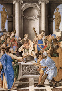 Paulus menghardik Baryesus