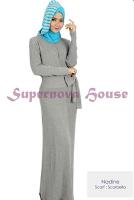 Contoh Gambar Pakaian Hijab Modis Terbaru