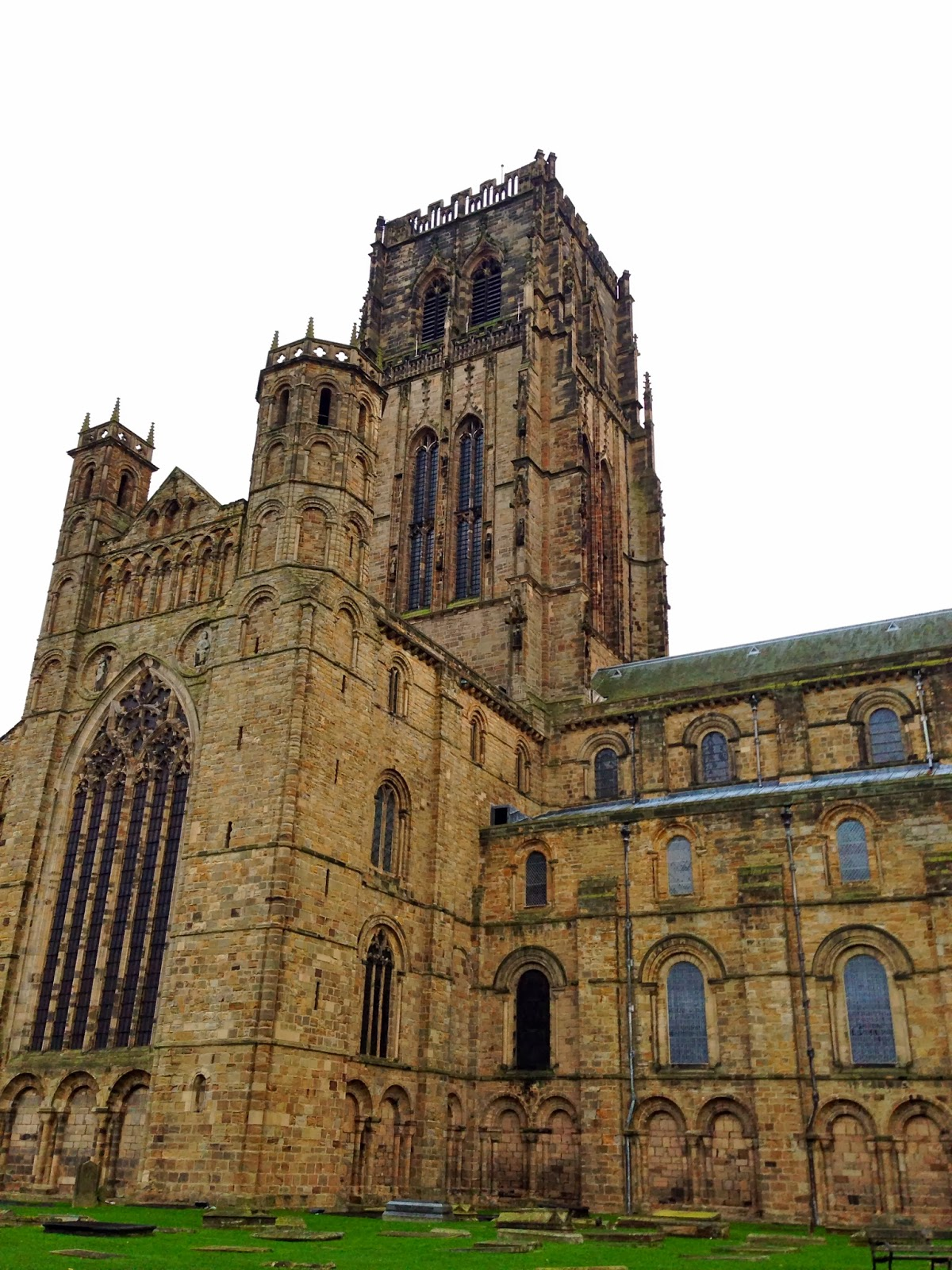 Durham Cathedral and Castle - Rhyme & Ribbons