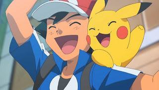 Pokemon XY Anime