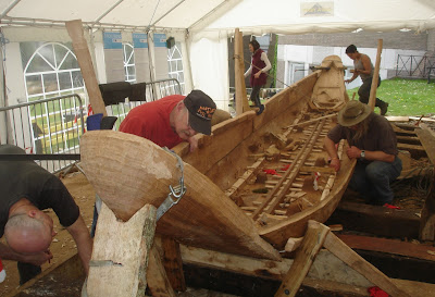 Help float the Dover Bronze Age boat!