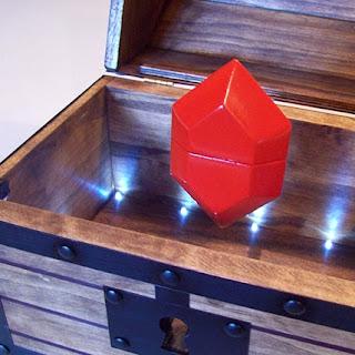 Rupee engagement box