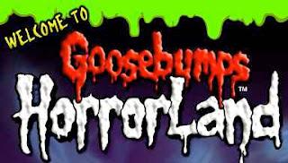 Goosebumps HORRORLAND banner