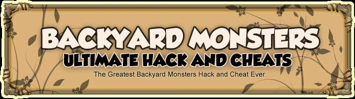 Backyard Monster Hack backyard monsters ultimate hack and cheats