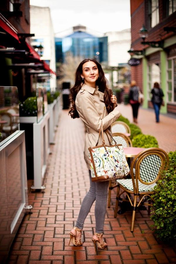 галина томас, модный блогер, образ дня, russian fashion blogger, street style london
