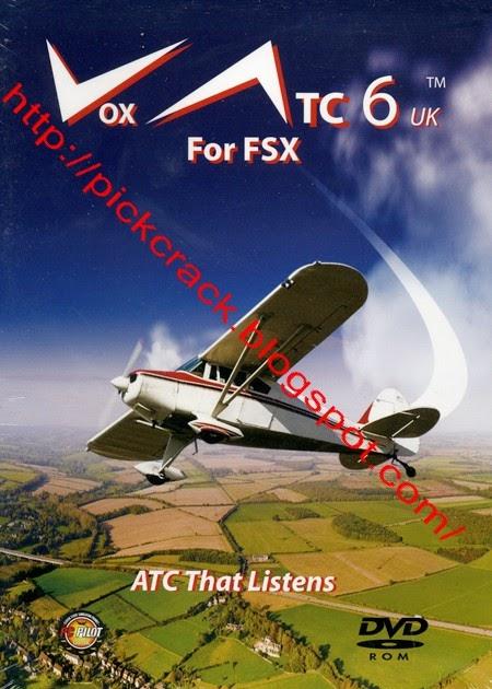 FSX VoxATC - Version 6.05 [Flight Simulation] ~ PICKCRACK ...