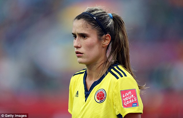 Highlights Colombia 1 – 1 Mexico (Women World Cup)