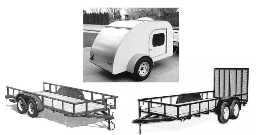 free teardrop trailer plans pdf