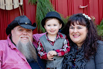 My Sweet Hubby and I with Treyton