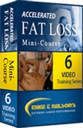 Enroll Today for My FREE 6 Part Fat Loss Video Training