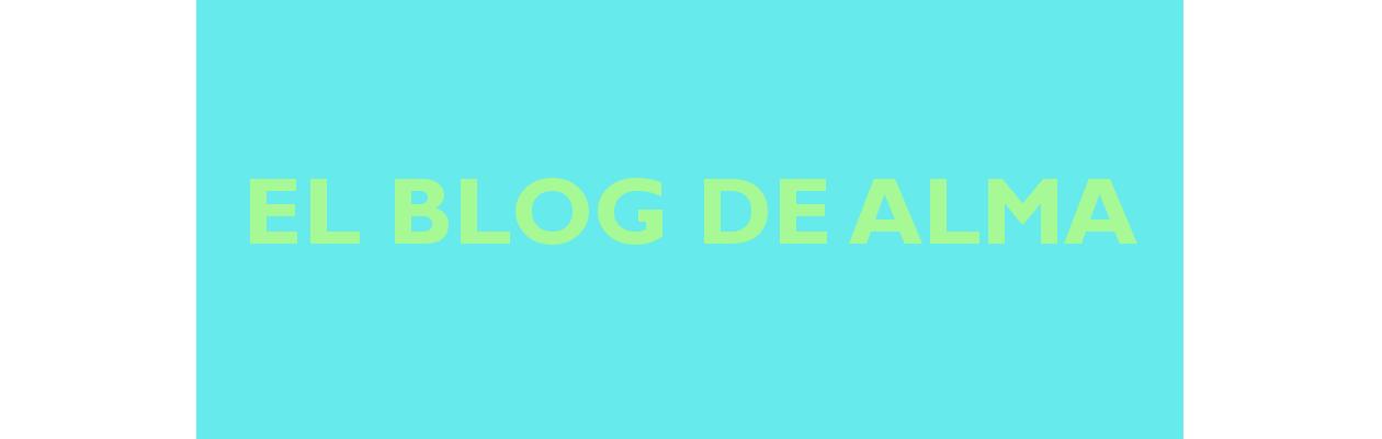 El Blog de Alma