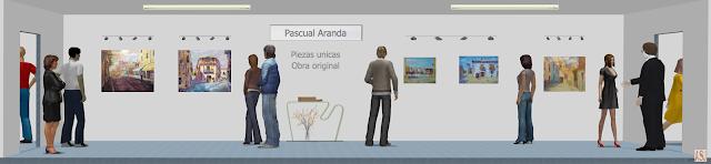 """<img src=""""http://3.bp.blogspot.com/-bMauomD01LI/Uk0hChltKiI/AAAAAAAAL8A/CRLCNAgmMDY/s1600/Pascual+Aranda.png"""" alt=""""Sala de exposiciones virtual de pinturas de Pascual Aranda""""/>"""