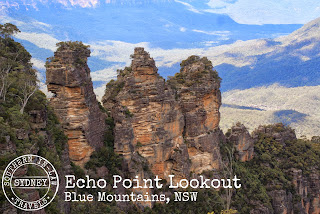 Echo Point Lookout, Blue Mountains, Katoomba
