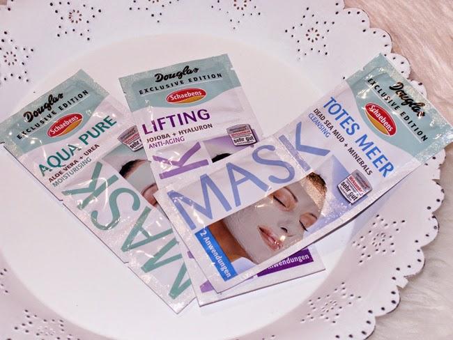 Gesichtsmasken für Zuhause, Scheabens, Sante