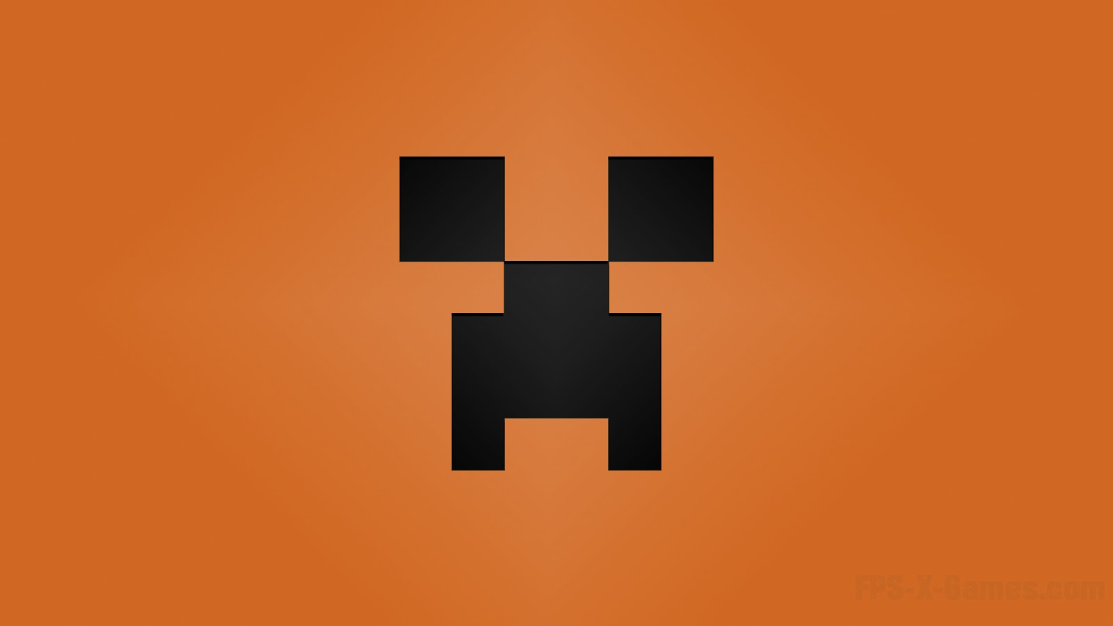 Cool Wallpaper Minecraft Colorful - colorful-minecraft-creeper-wallpaper-orange  Perfect Image Reference_45430.jpg
