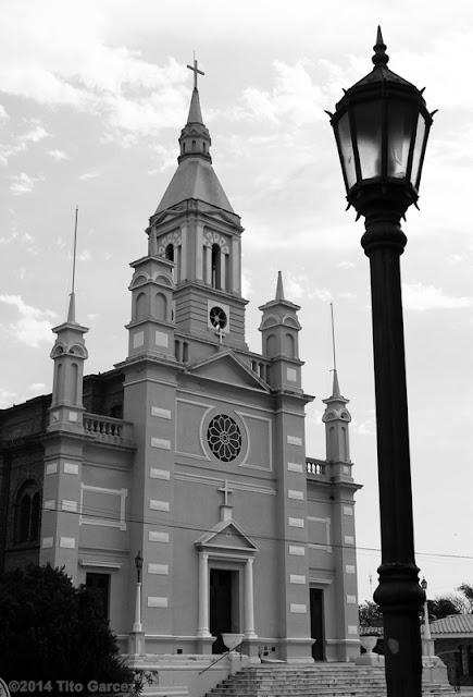 Iglesia Apóstol San Pedro, municipalidad de Almafuerte - Córdoba - Argentina