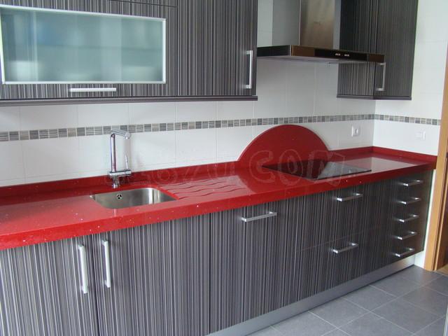 Carpinteria a medida muebles de cocinas a medida for Muebles de cocina con encimera