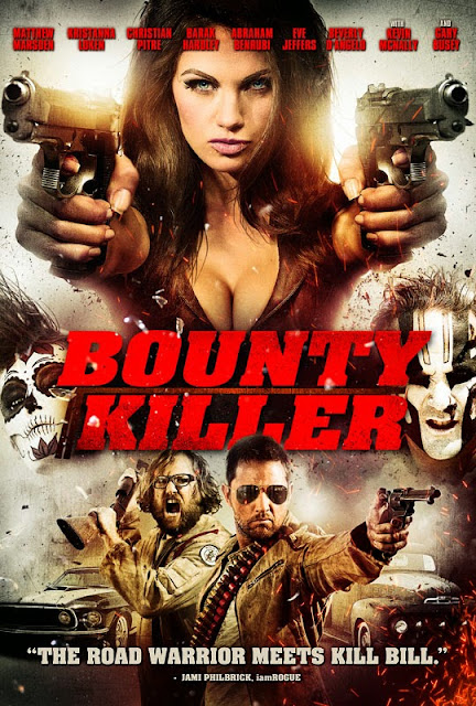 Bounty Killer 2013 WebRip 700mb HD