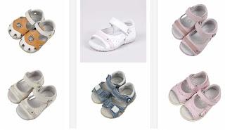 sandalias bebe niñas