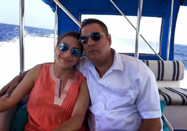 Boman Irani and wife celebrate 30th wedding anniversary in Maldives