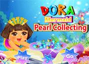 Dora Mermaid Pearl Finding