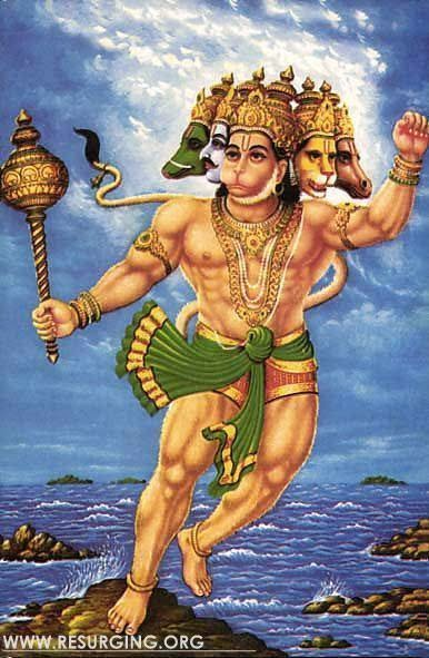 LORD SRI HANUMAN