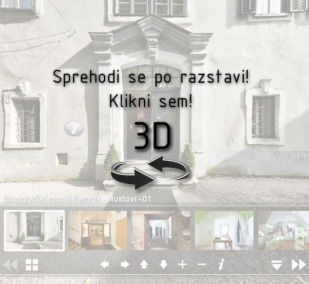 3D prostorske predstavitve  - Janez Marolt