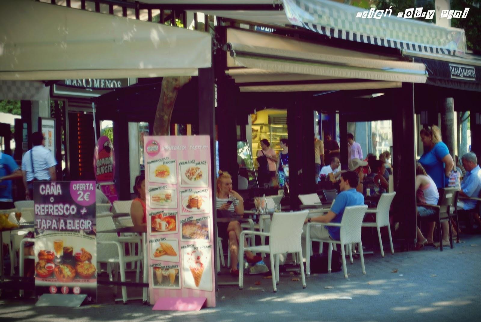 kawiarnie na Majorce