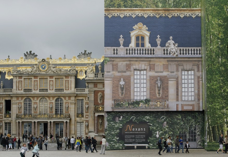 World beautifull places richest city of france versailles for Richest city in the us