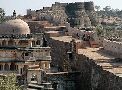 Templo Kumbhalgarh
