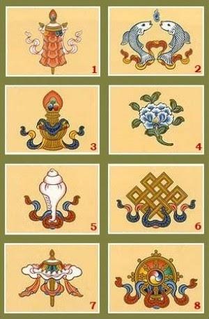 feng shui est l 39 harmonie les 8 objets b n fiques dans la symbolique. Black Bedroom Furniture Sets. Home Design Ideas