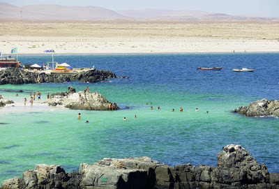 Baía Inglesa – Chile