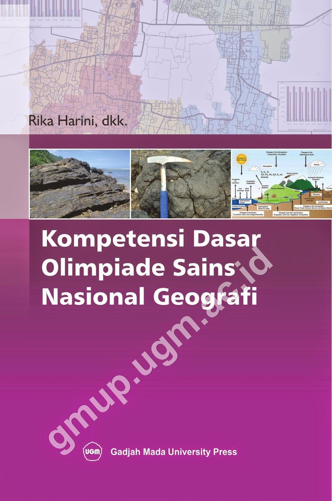 Kompetensi Dasar Olimpiade Sains Nasional Geografi