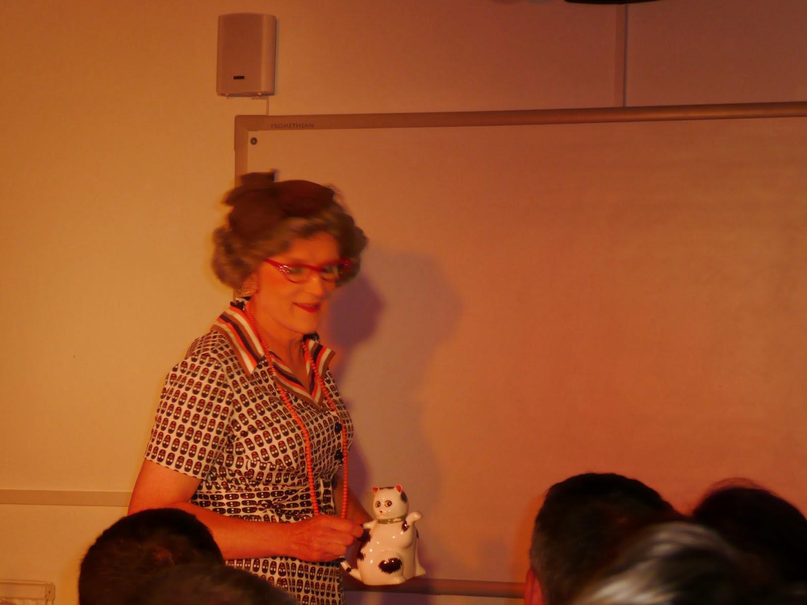 Mrs. Joyce Hoover