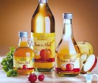 salute con aceto di mele