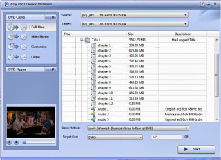 Download - Any DVD Cloner Platinum 1.2.3 Portable