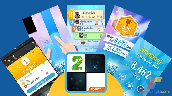 Download Piano Tiles 2 apk for Android, Game Seru dan Menghibur