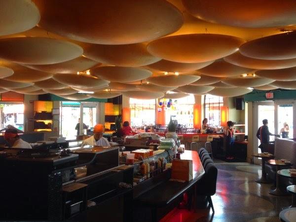 Restaurante Sushi Samba