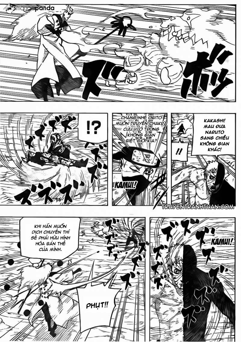 Naruto - Chapter 666 - Pic 8