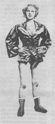 Darlin' Pat Sherry - Womens Wrestling