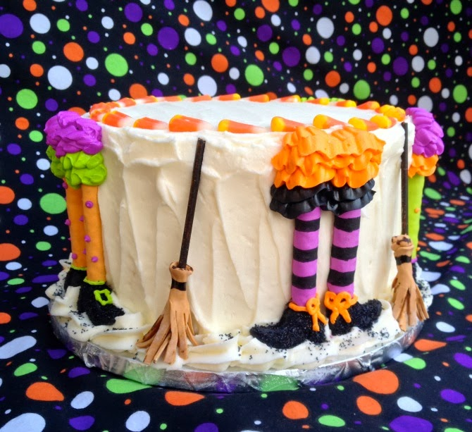 The Holland House: Witch Cake