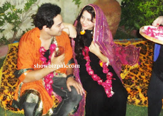 Kanwar Arsalan and Fatima Effendi Wedding