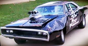 1970 Dodge Charger ever driven by Vin Diesel from Fast & Furious movie up for sale
