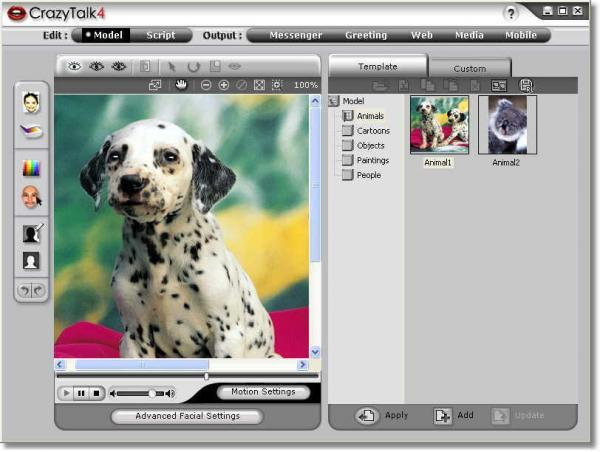 Crazy Talk Software Pictures Khud Bolen Gi Urdu and Hindi Tutorial 2, Computermastia