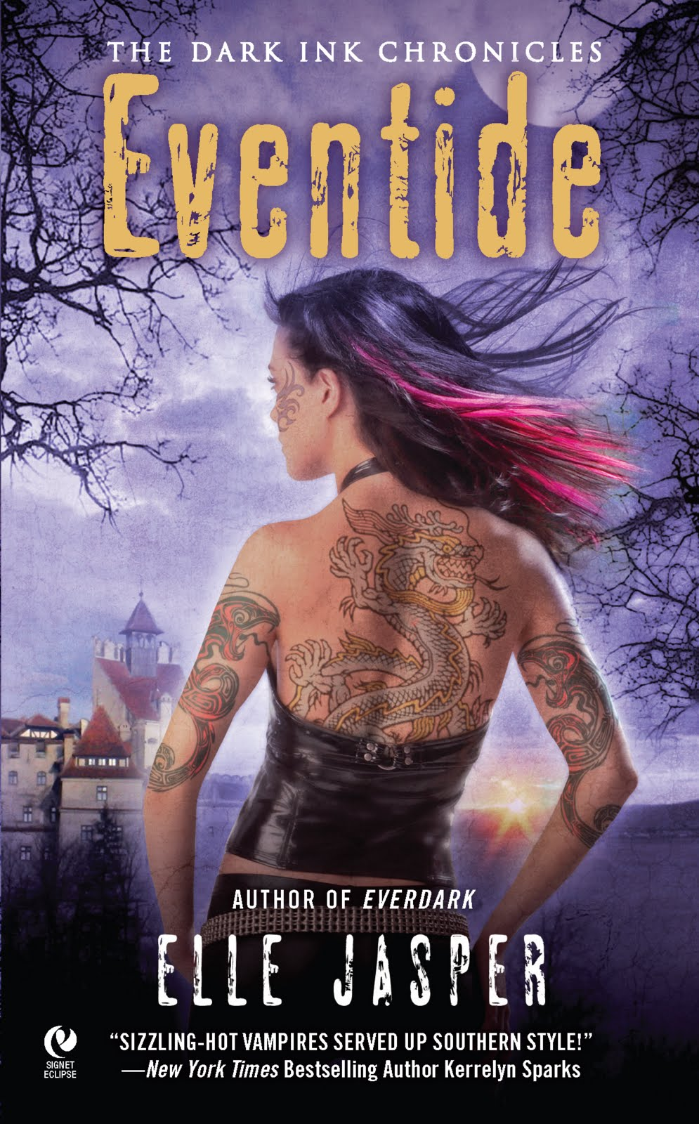 Early Review: Eventide by Elle Jasper