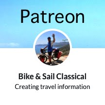 PATREON for Sail Classical by Jack Waldron